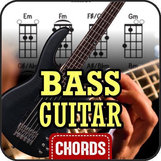 Bass guitar chords 1.0 screenshots 1