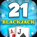 Blackjack 21 Classic Game icon
