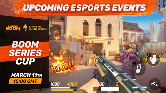 Guns of Boom - Online Shooter- screenshot thumbnail
