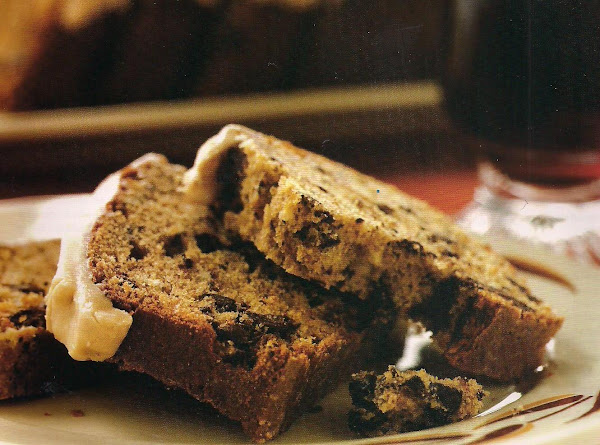 Coffee Pumpkin Bread With Coffee Icing Recipe