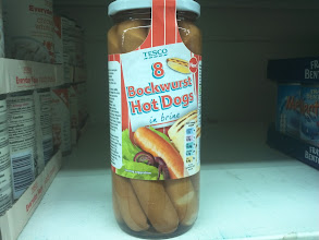 Photo: Very German looking... Not sure about the jar though.