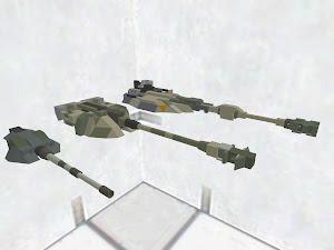 戦車砲塔 ノーマル1