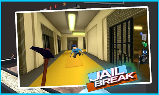 Jail Break Escape Prison : Obby Mod screenshot 3