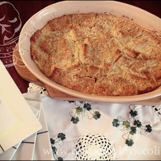 Hawaiian Bread Pudding.