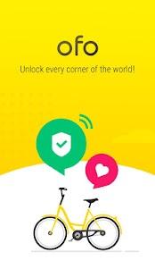 ofo - Smart Bike Sharing - náhled