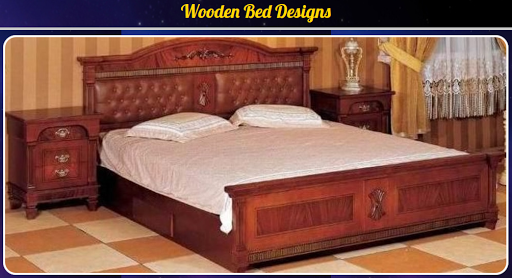 Wooden Bed Designs 1.0 screenshots 1
