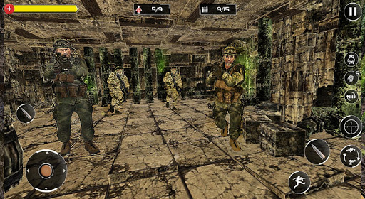 FPS Shooting Gun War - Counter Critical Strike CS screenshots 15