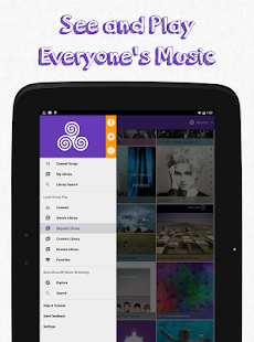 Slipstream Group Music Player- screenshot thumbnail