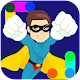 My superhero Kids - Coloring book for Boys Download on Windows