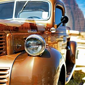 by John Bonanno - Transportation Automobiles