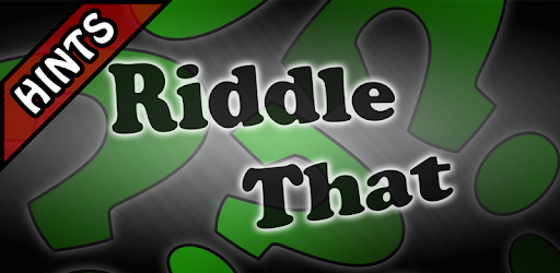 Riddle That Hints - Apps on Google Play