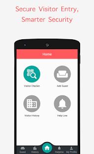 Doorbyn | Smart Visitor Management - náhled