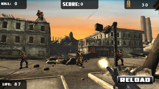Gang War: Terrorist Attack - náhled