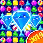 Juwelen Crush - Match 3 Puzzle Abenteue icon