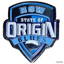 NSW State of Origin emblem | Australian rugby league, National rugby league,  Rugby league