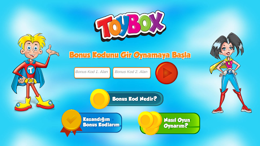 Toybox screenshot 1