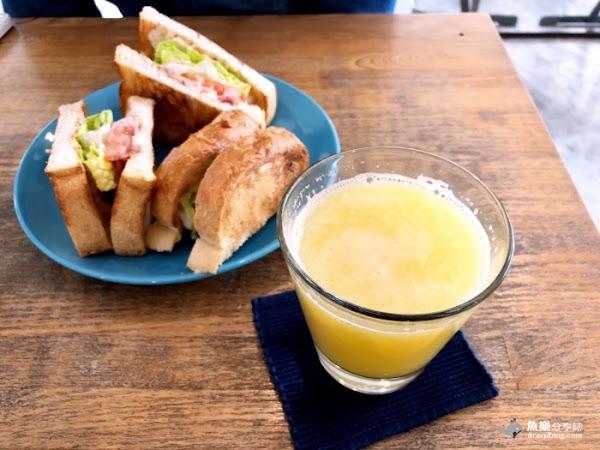 Angle cafe' 自家烘焙咖啡館- 超美味脆皮三明治、瑞安街甜點下午茶