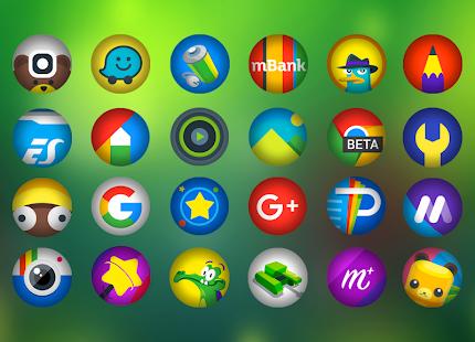 Zoro - Icon Pack - náhled