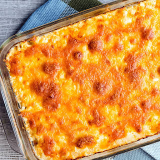 Mom's Famous Hot Wing Dip.