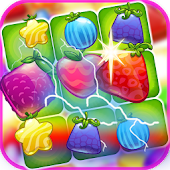 Fruit Candy: Match 3 Puzzle
