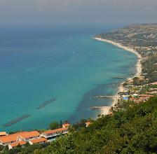 Photo: La Costa vista da sud. Zambrone e Parghelia. Calabria - Italy.