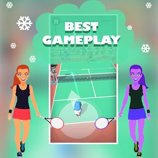 Download Tennis Tournament 2k19 For PC Windows and Mac apk screenshot 3