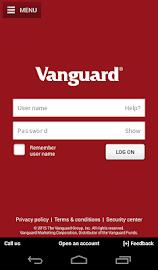 Vanguard Screenshot 1