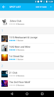 DDVIP – Designated Driver App- screenshot thumbnail