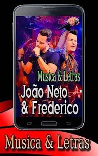 Música João Neto e Frederico - náhled