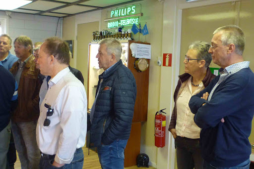 2017-10-15 BVA Bezoek aan Radio Museum in Hengelo