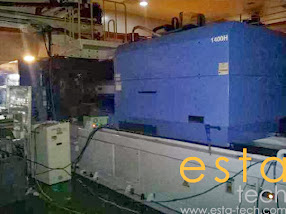 JSW J650ELIII-1400H (2007) All Electric Plastic Injection Moulding Machine