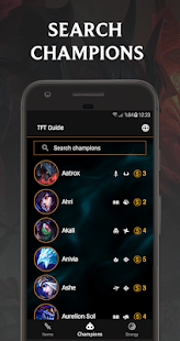 TFT Rehber - League of Legends Screenshot