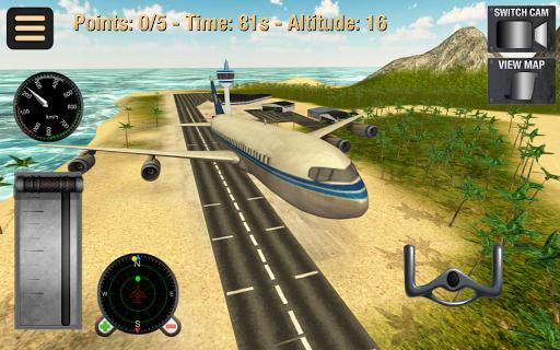 simulator penerbangan: pesawat 1.32 screenshots 3