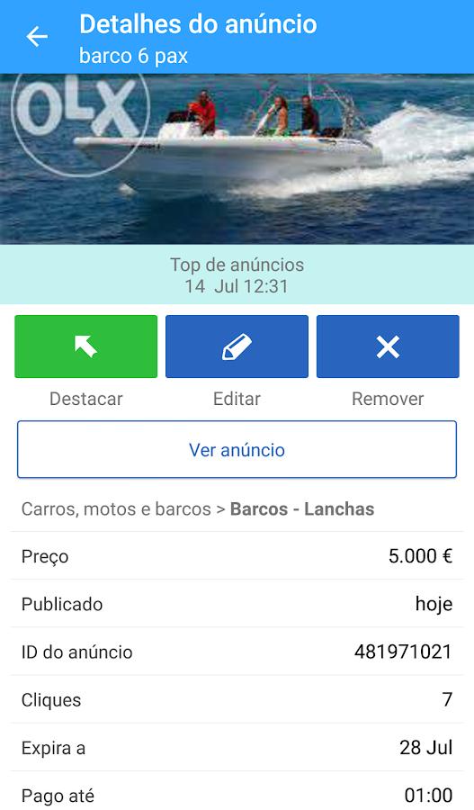 OLX Portugal - Classificados- screenshot