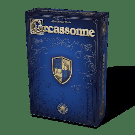 Carcassonne 20th Anniversary Edition (SE)