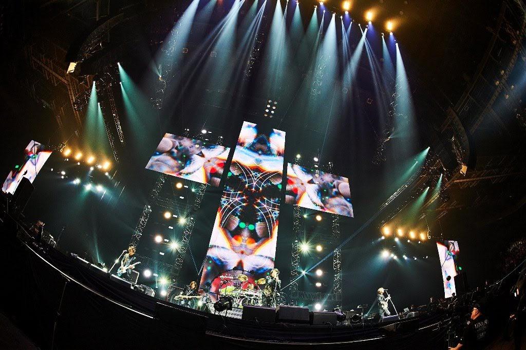 【迷迷現場】 月之海 LUNA SEA 三十周年聖誕公演 想挑戰空氣樂團?!