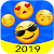 New 2019 Emoji for Chatting Apps (Add Stickers) file APK for Gaming PC/PS3/PS4 Smart TV