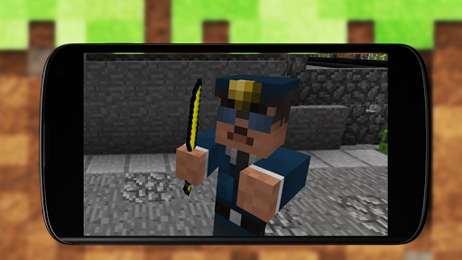 Street Wars Addon - MCPE Mods 1.1 screenshots 2