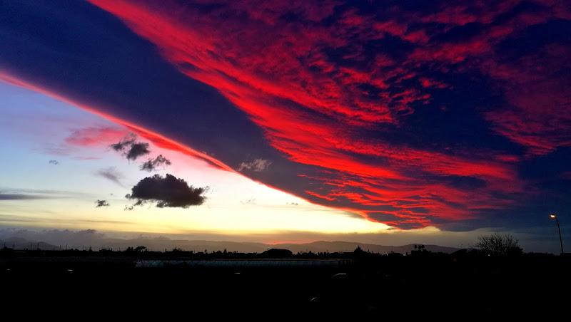 Rosso di sera..... di leumas969