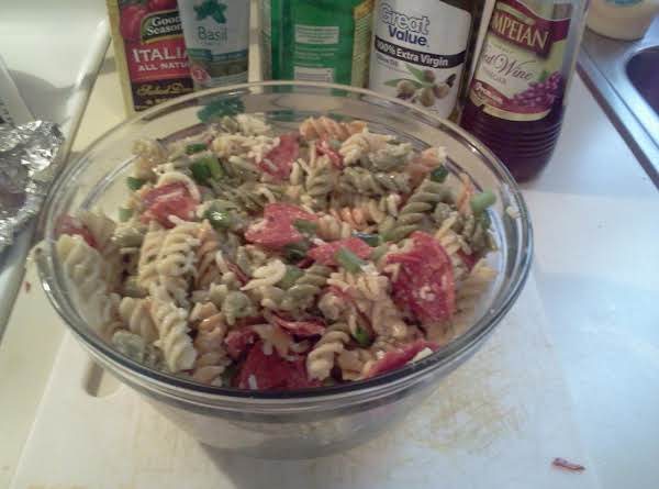 Pattycake's Pasta Salad Recipe