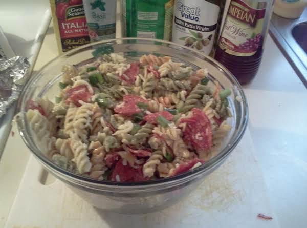 Pattycake's Pasta Salad