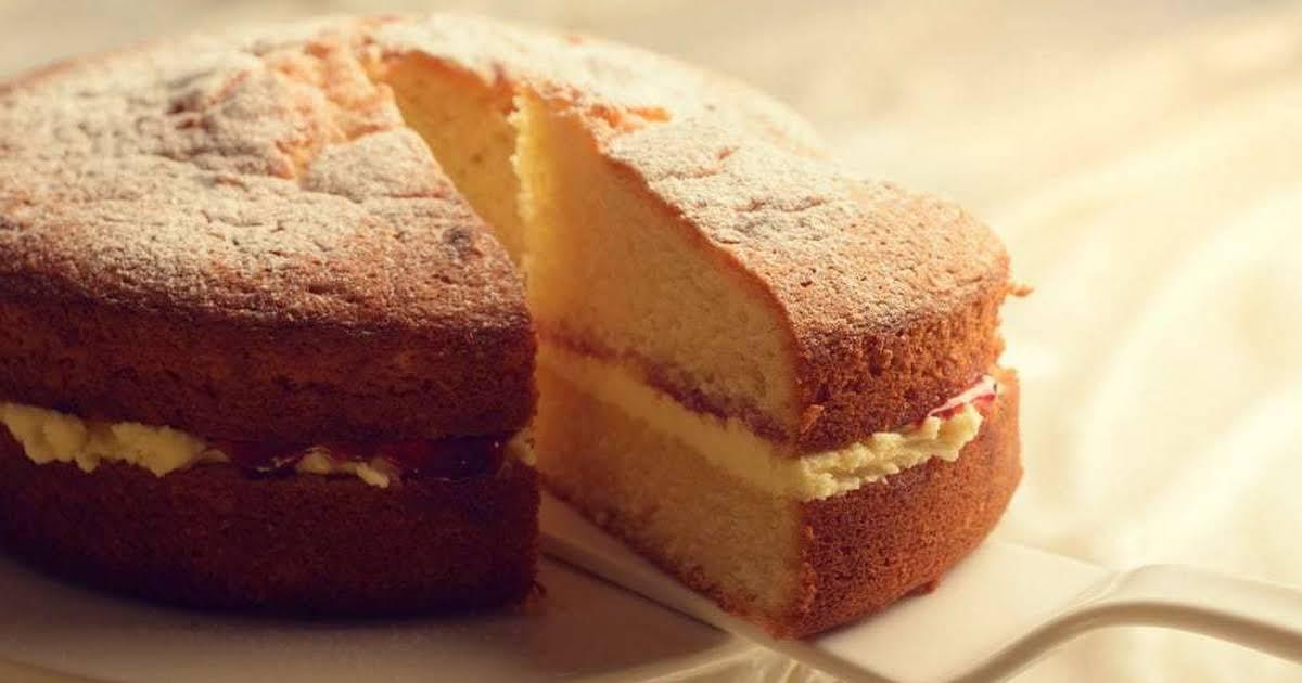 Best Sponge Cake Recipes Uk: 10 Best Sponge Cake Without Eggs Recipes