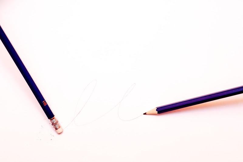 gomma e matita di Mattia Lezzi