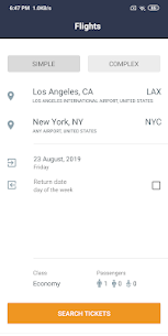 All Flight Tickets Booking app 1.4 Mod APK Download 1