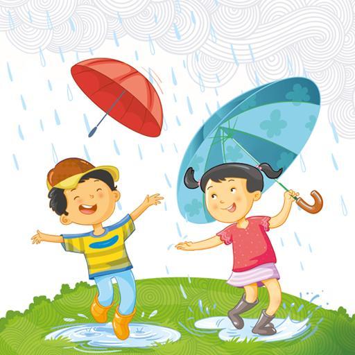 Raindrops 6