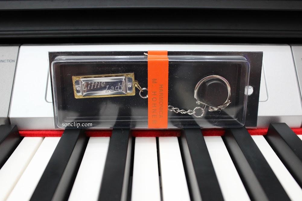 Kèn Harmonica Mini - Hohner Little Lady Standard
