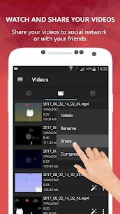 AZ Screen Recorder Premium 4