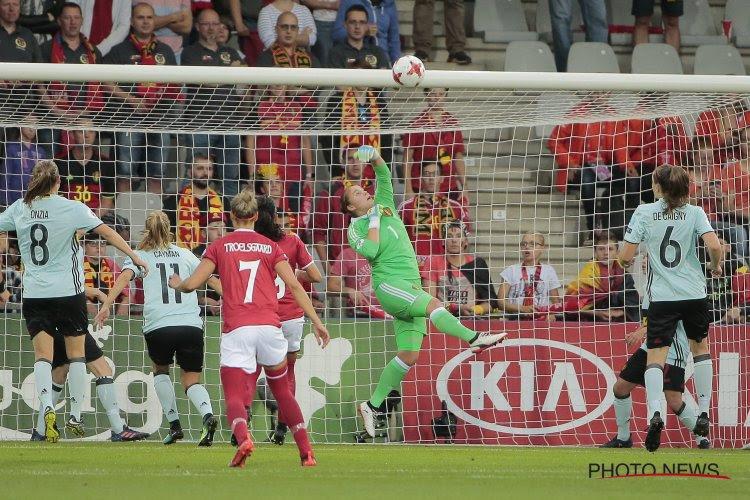 VIDEO: Justien Odeurs ziet ook positieve zaken na nederlaag tegen Denemarken