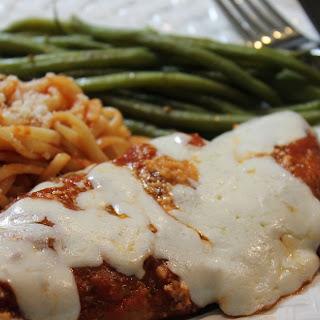 Easy Chicken Parmesan Mozzarella Cheese Recipes