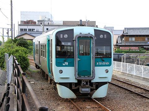 JR四国 牟岐線 <br /> 1500形気動車 1506